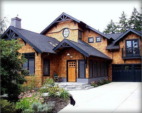 What Is Contemporary Craftsman Style Exterior Design