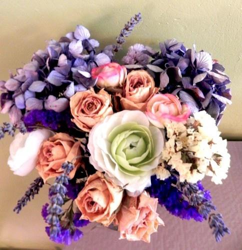 bouquet de fleurs sech es flowers pinterest bouquets. Black Bedroom Furniture Sets. Home Design Ideas