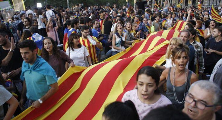 Aseguran que Parlamento catalán declarará la independencia el 9 de octubre