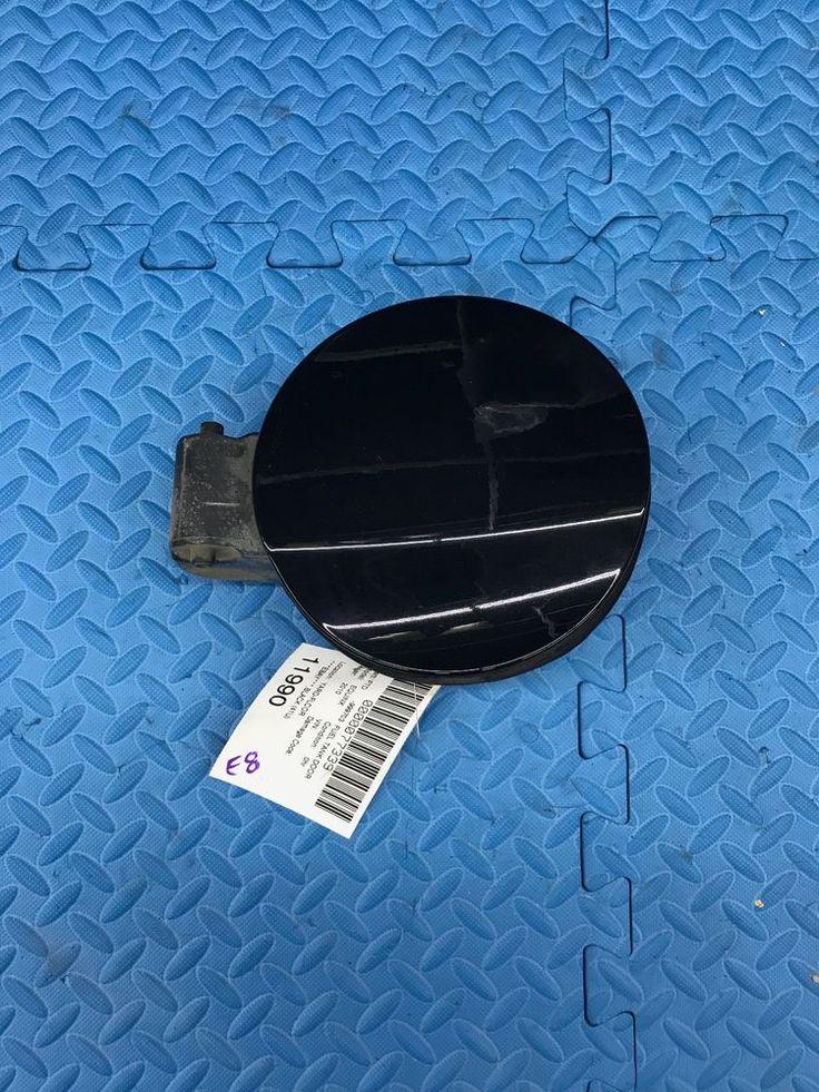 Genuine GM Chevrolet Equinox Part Exterior Body Black Gas Fuel Filler Door  #GM