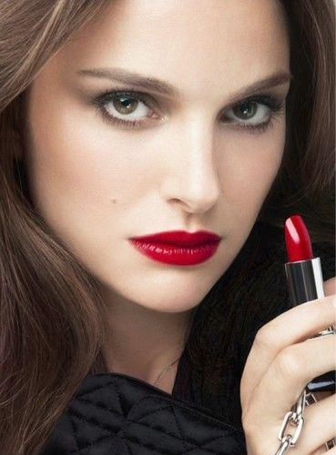 Rouge Dior Photoshoot (2013) - natalie-portman Photo Dior rouge 999