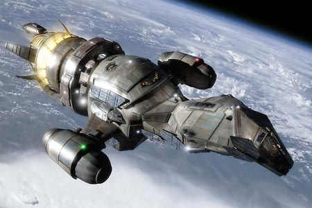 Top 75 spaceships in movies and TV part 3 | Den of Geek