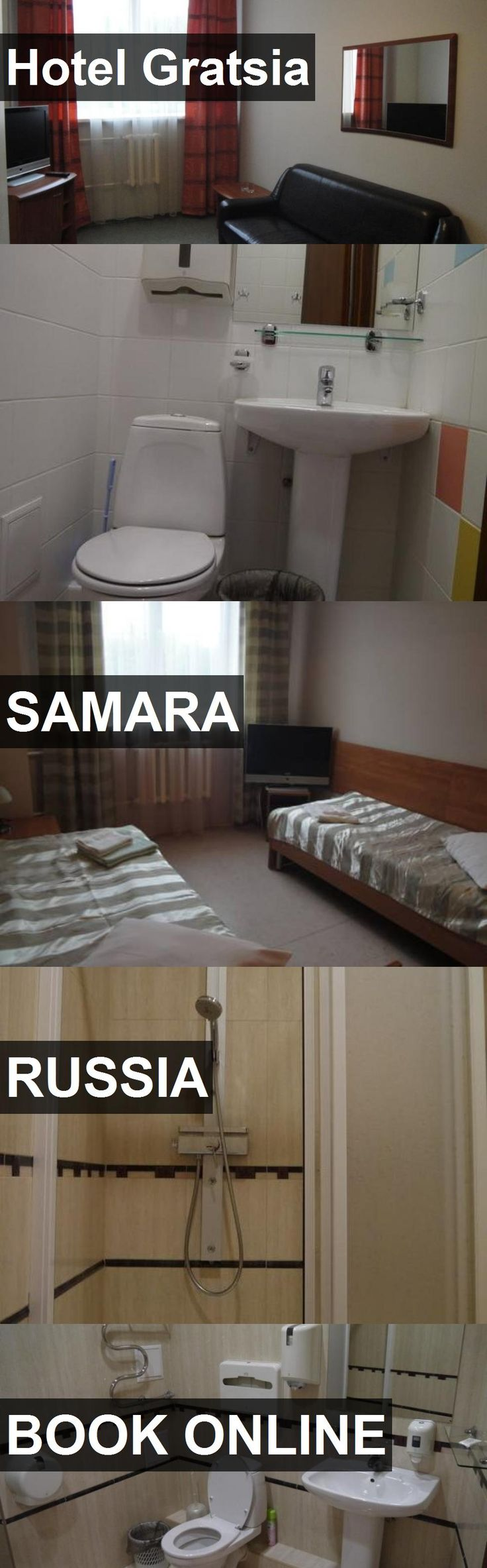 Hotel Gratsia in Samara, Russia. For more information, photos, reviews and best prices please follow the link. #Russia #Samara #travel #vacation #hotel