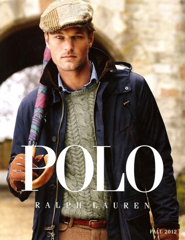 Polo Ralph Lauren Fall 2012 Catalog