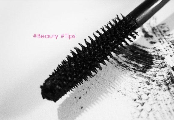#Tips del Lunedì: #Mascara secco? Recuperatelo in sicurezza con qualche goccia di collirio o soluzione salina, ma prima ripulite pennellino ed astuccio dai residui secchi... #bellezza #trucco #consigli