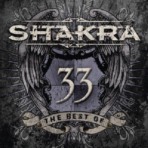 SHAKRA-33  THE BEST OF  CD NEW