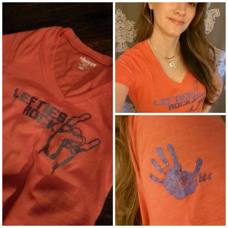 "As most of you already know, I am a #southpaw, aka ""leftie"" and when I saw this shirt, I just HAD to have it. Arrived a few days ago and I absolutely LOVE it! It is #leftee handmade by @lefteeclothing and available at www.lefteeclothingco.etsy.com #southpawstudios #musthaveforchristmas #giftsforlefties"