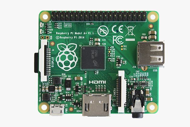 Raspberry Pi Model A+ - Raspberry Pi Smaller circuit board!