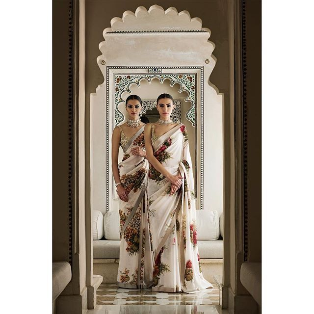 Sabyasachi 2017: The Udaipur Collection