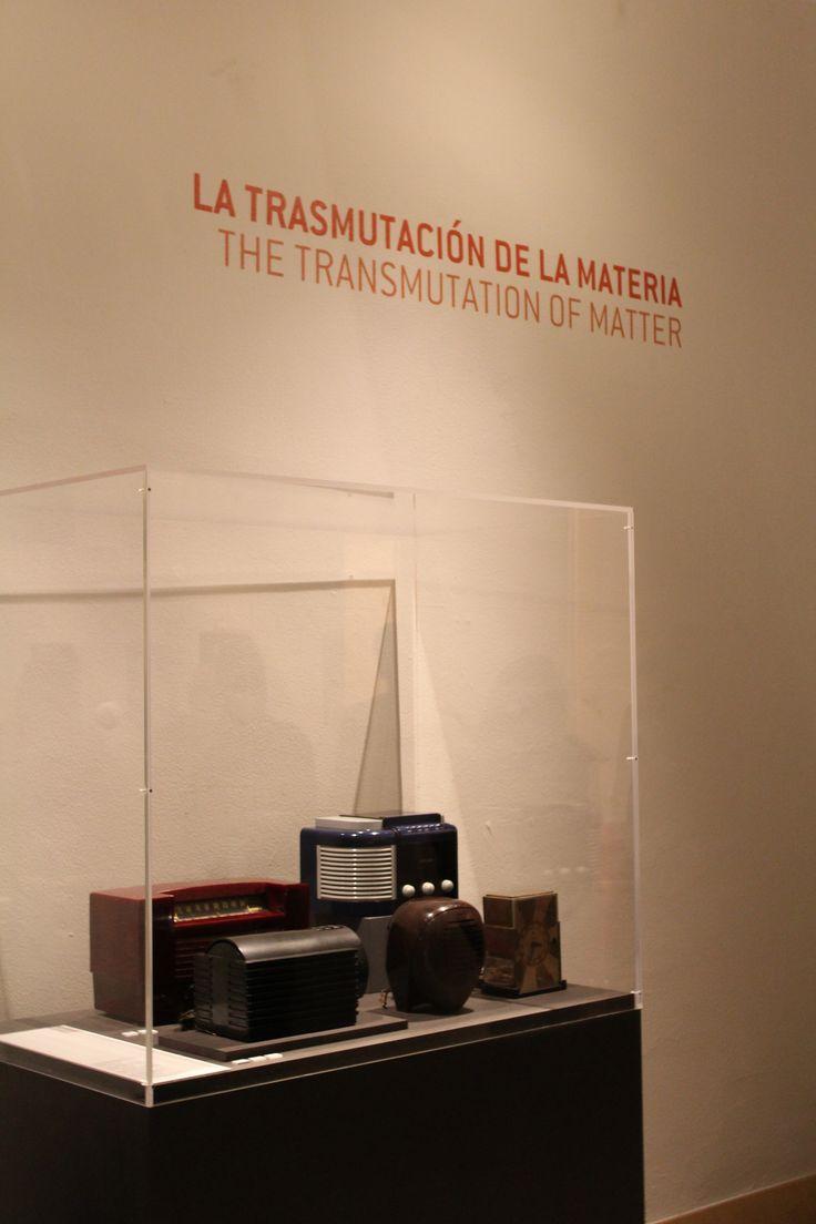 Exposición Baquelitas. Creando futuro