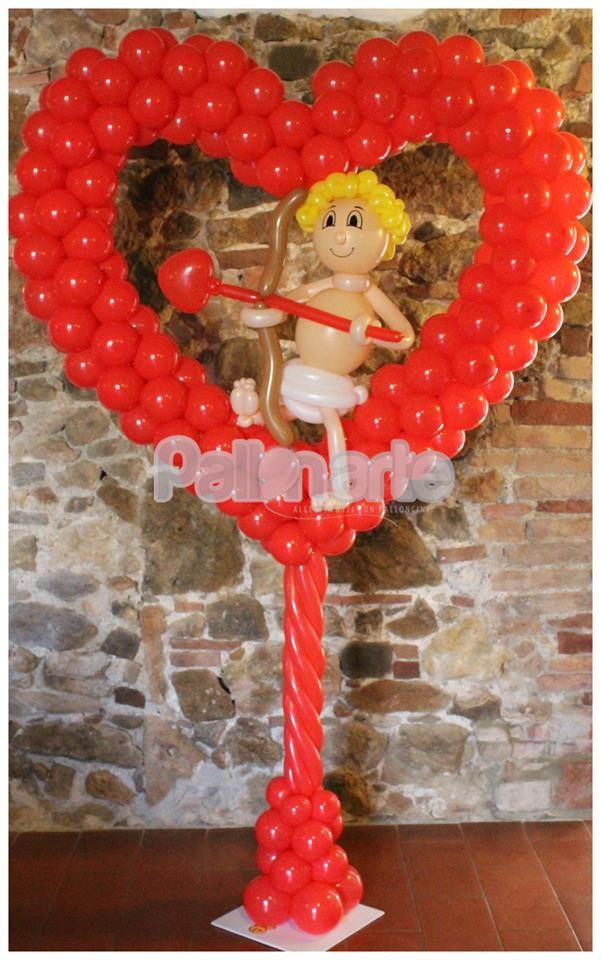 Ideas about valentines balloons on pinterest