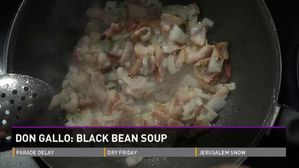 Black bean soup, Recipes and Black beans on Pinterest