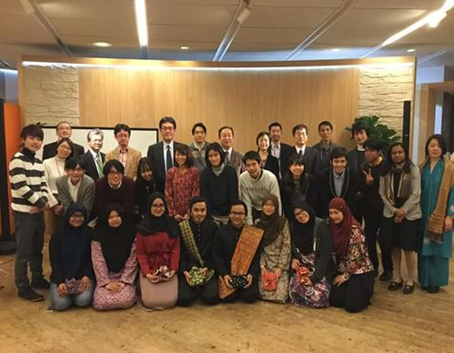 DURP's Students Sharing Session -23 February 2017 | Photos