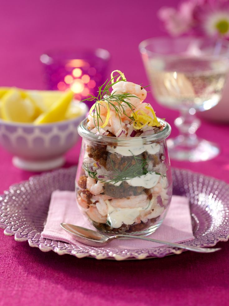 Recept räkcheesecake