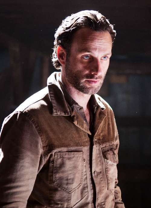 RICK GRIMES - THE MOST BEAUTIFUL, BAD ASS FICTIONAL CHARACTER LIVING.   THANK YOU ANDREW LINCOLN FOR BRINGING HIM TO LIFE.  BY THE WAY, YOU'RE QUITE BAD ASS AND BEAUTIFUL YOURSELF.