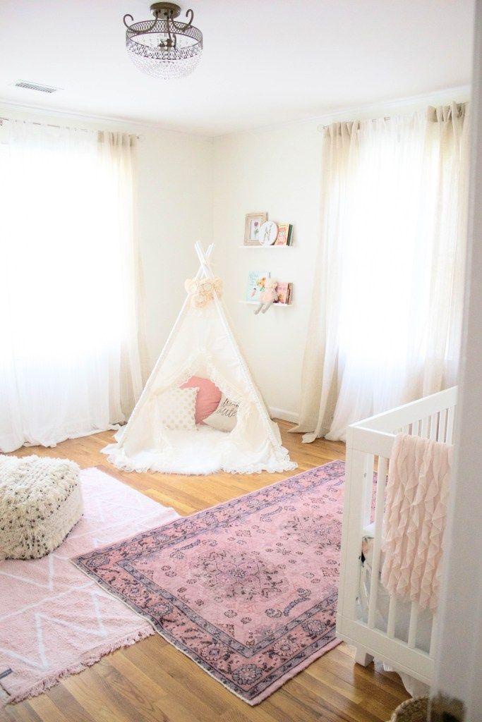 Whimsical, Bohemian Baby Girl's Nursery. https://www.etsy.com/listing/293599317/boho-babe-boho-baby-boho-baby-clothes?ref=listing-shop-header-1