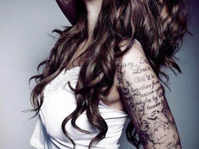 Half Sleeve Tattoo Maybe Just | Tattoo Ideas For Women