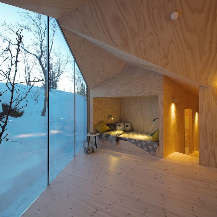 Good V Lodge by Reiulf Ramstad Arkitekter