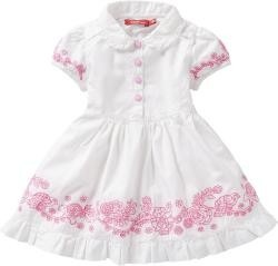 Droom White Dress | Oilily | Designer Kids Clothes