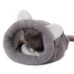 The Kitty Snuggler Cat Bed