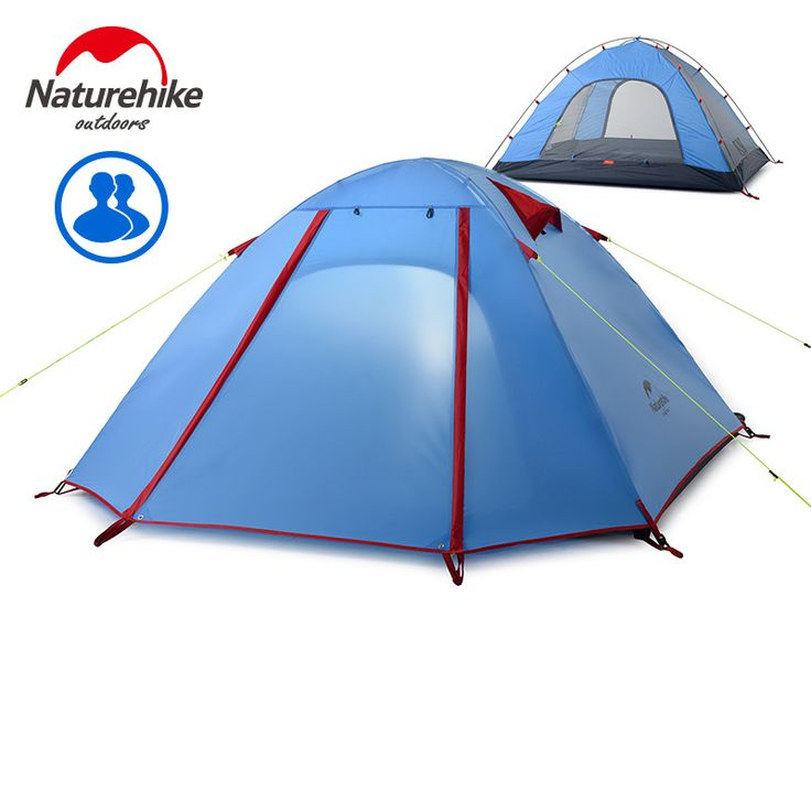 Pin it if you want this 👉 NatureHike 200*130*110CM  Double Layers 2 Person Camping Tent     Just 💰 $ 133.52 and FREE Shipping ✈Worldwide✈❕    #hikinggear #campinggear #adventure #travel #mountain #outdoors #landscape #hike #explore #wanderlust #beautiful #trekking #camping #naturelovers #forest #summer #view #photooftheday #clouds #outdoor #neverstopexploring #backpacking #climbing #traveling #outdoorgear #campfire