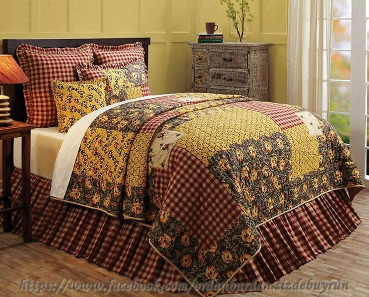 1000 images about Country primitive quilts on Pinterest