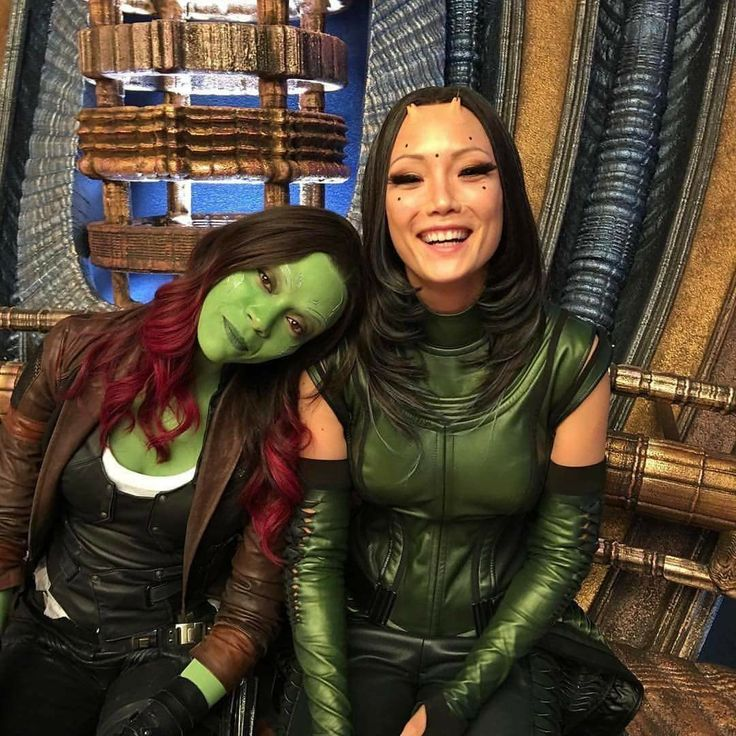 Bts of Guardians of the galaxy  Vol. 2