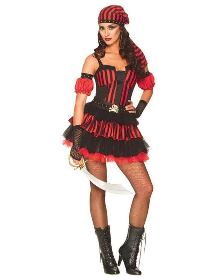 Pirate Punk Adult Costume
