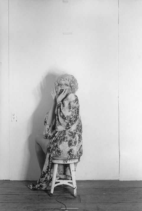 Cindy Sherman, Murder Mystery People (1976-2000) @ Mapping the studio, Palazzo Grassi