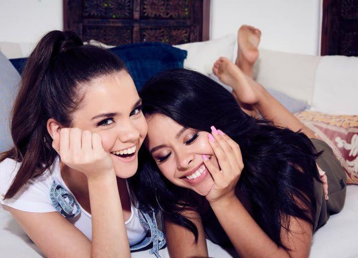 Maia Mitchell & Cierra Ramirez