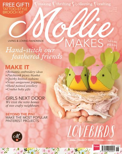 Mollie-Makes- British magazine