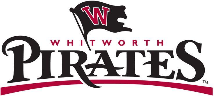 Pirates, Whitworth University (Spokane, Washington) Div III, Northwest Conference #Pirates #SpokaneWashington #NCAA (L11324)