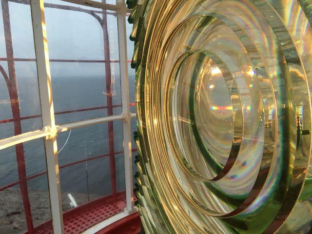 Fyrferie på Lindesnes Fyr - en magisk opplevelse