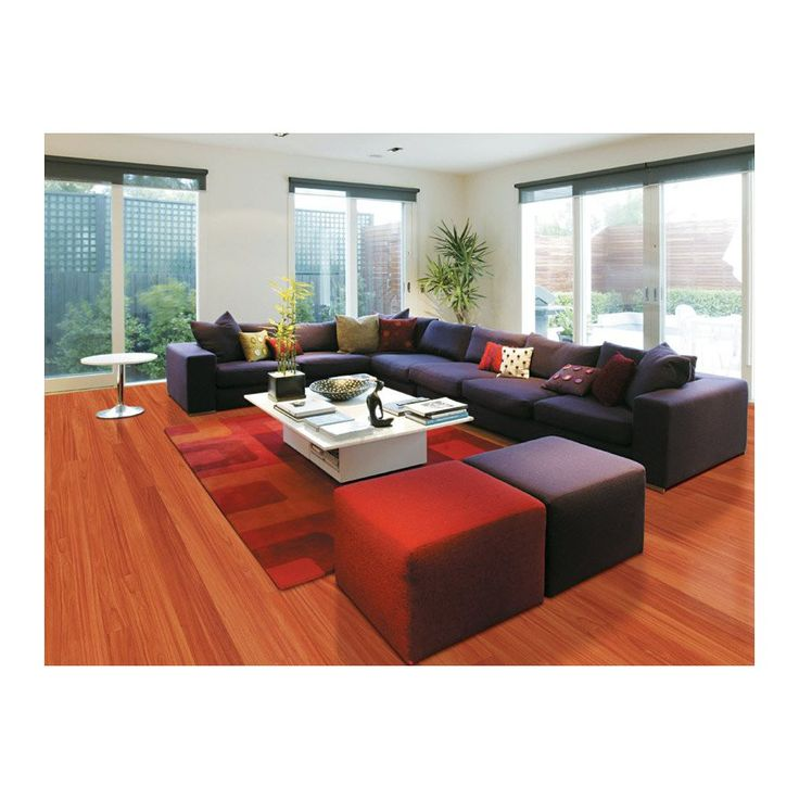 Parquet Doussie Contrecollé - Trafic Best #wood #woodenfloor #parquet #home #interior #colors
