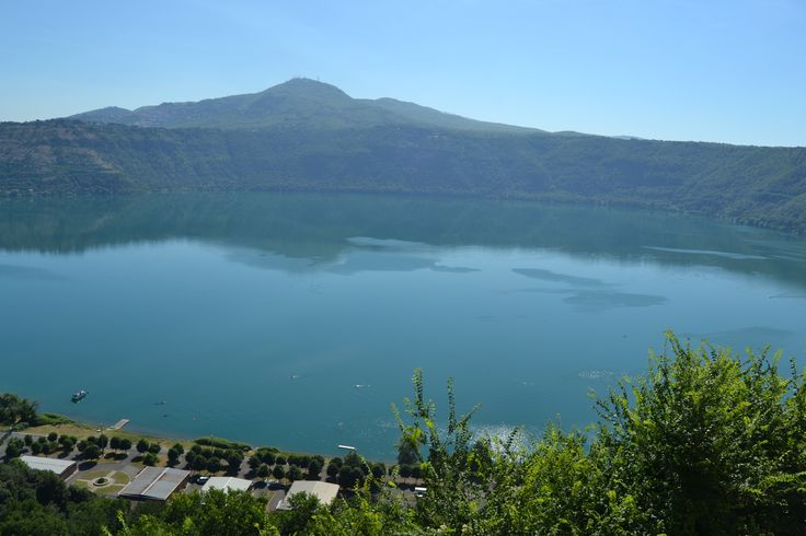 Lake Albano - Castel Gandolfo