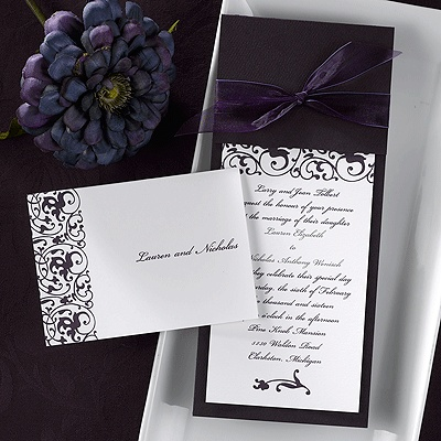 27 best images about wedding invitations on pinterest | crafts,