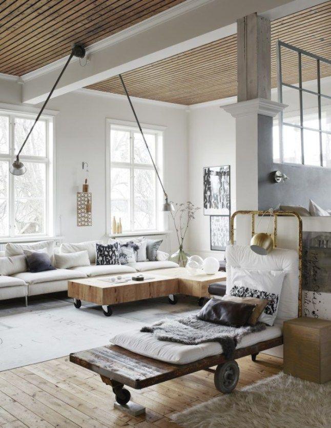 La maison d'une artiste sur le lac Siljan