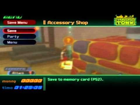 Kingdom Hearts Walkthrough Part 2: Traverse Town