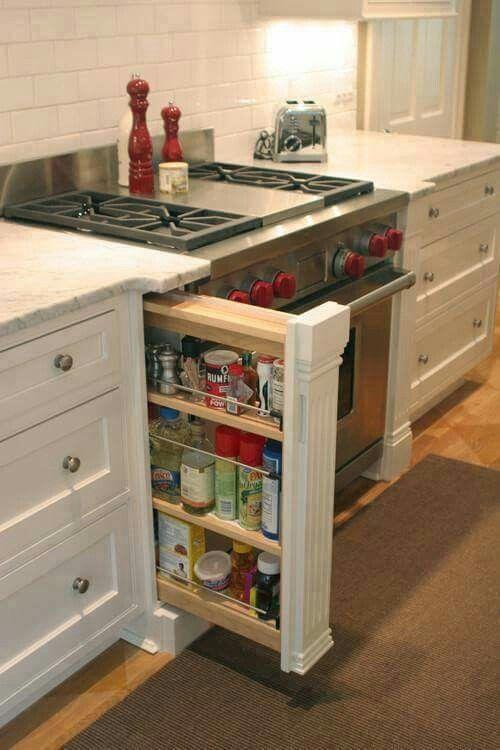 Mejores 12 imágenes de Cocina en Pinterest | Almacenaje de cocina ...