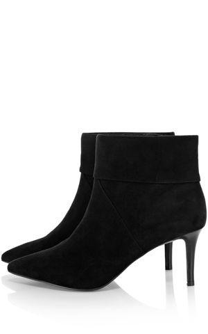 Karen Miller - Mid heel ankle boot - 6.5 cm