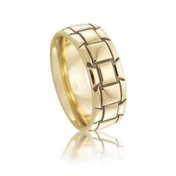 Mens Collection - #PeterWBeck - #Wedding rings #UniqueWeddingBand #AustralianMade