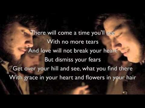 """After the Storm"" by Mumford & Sons. Song. A song about spiritual discovery and the power of hope."