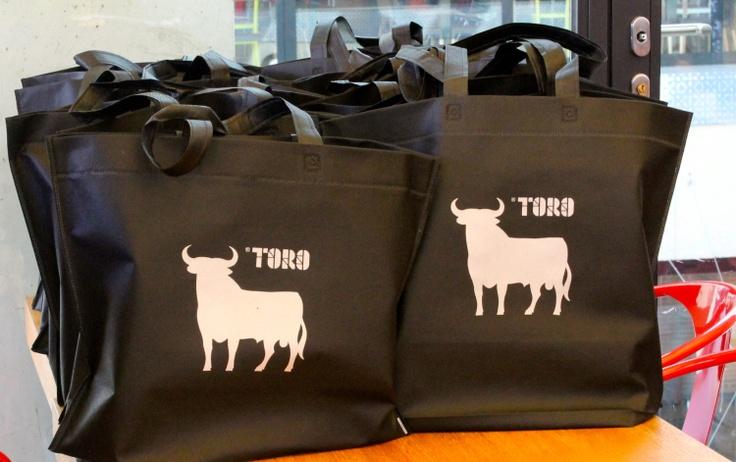 Bolsas marca Toro