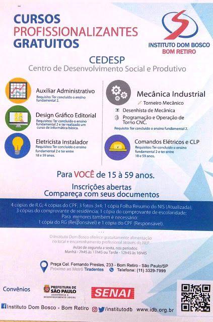 COMUNICANDO: CEDESP