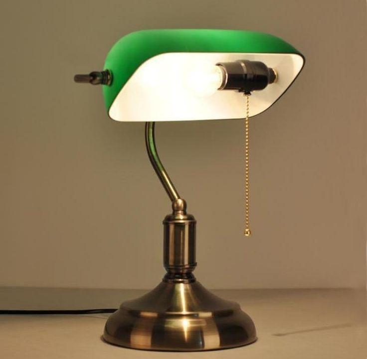 Vintage Desk Lamps For Sale