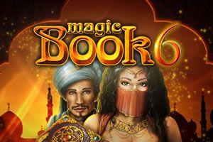 Magic Book 6 - Mit #MagicBook6 begibt sich der Spieler im neuen Merkur #BallyWulff Spielautomaten in arabische Gefilde. Auf einer Reise durch den Orient gibt es vielseitige Möglichkeiten zu entdecken, ... http://www.spielautomaten-online.info/magic-book-6/