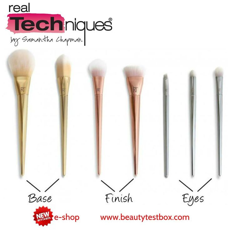 #New_Arrivals Το #Beautytestboxeshop υποδέχτηκε τα αυθεντικά #πινέλα μακιγιάζ Bold Metals Collection by Real Techniques ! Find Here:http://www.beautytestbox.com/woman/proionta?manufacturer=204&brand=324_204 #beautytestbox #beautybox #beautybloggers #beauty #happy #care #love #like #realtechniques #makeup #excited #brushes #shopnow #BoldMetalsCollection