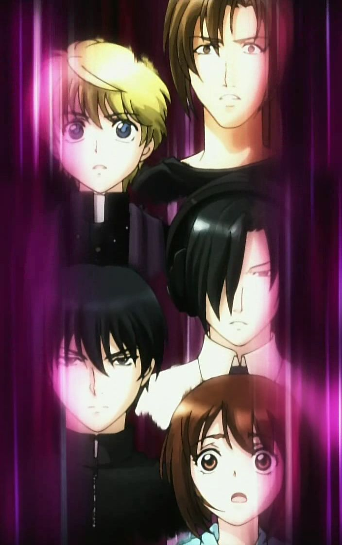 Ghost Hunt :)) Hope they made more episodes. The manga has a couple of case that wasn't animated and G! I just love the twist in the story :))