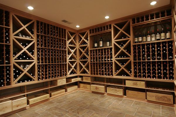 wine cellar design modern                                                                                                                                                                                 More