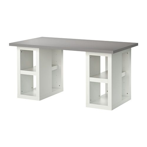 Linnmon ullrik table ikea the shelf inside can be adjusted - Table ronde 8 personnes ikea ...